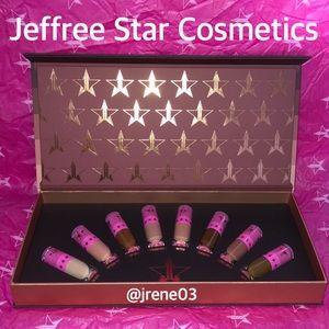 Jeffree Star Cosmetics MINI NUDES BUNDLE:VOLUME 2